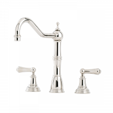 Alsace Sink Mixer with Lever Handles
