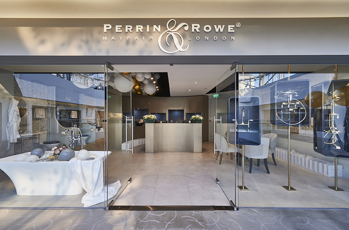 Perrin & Rowe - Flagship Showroom - Design Centre, Chelsea Harbour