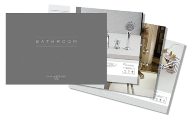 Perrin & Rowe Bathroom Collection Brochure