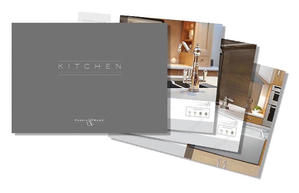 Perrin & Rowe Kitchen Collection Brochure
